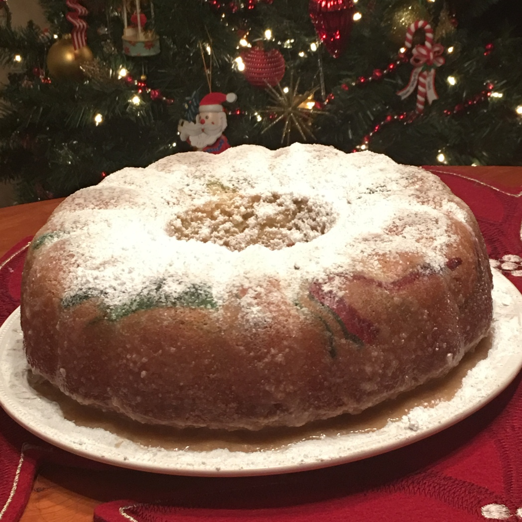 Christmas Kentucky Butter Cake 5