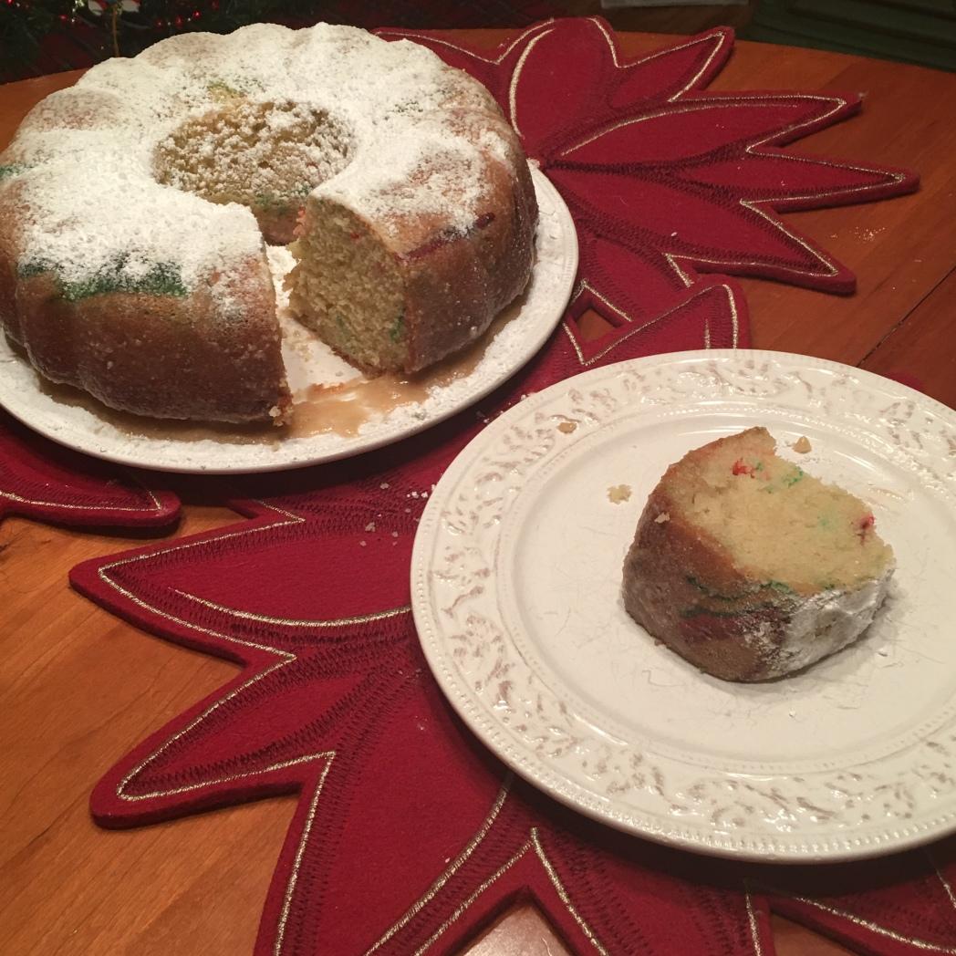 Christmas Kentucky Butter Cake 6