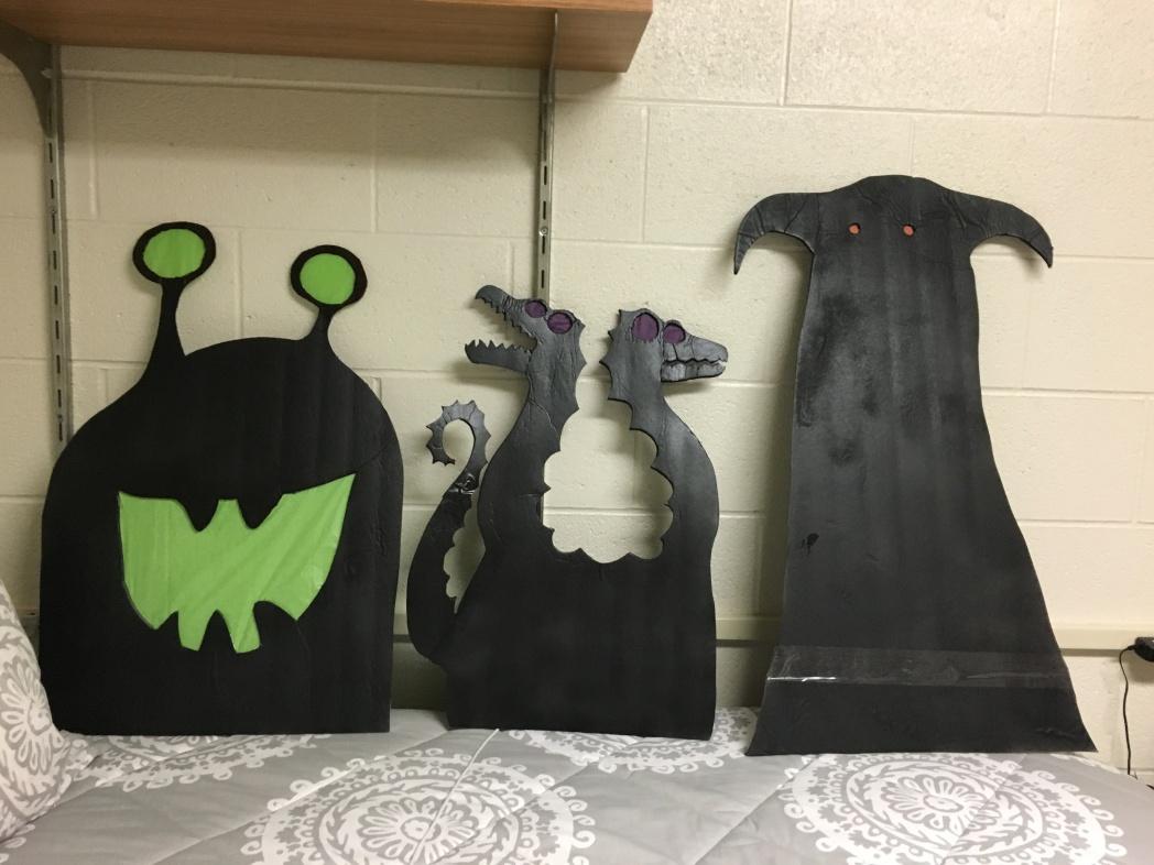 Window Monsters 15