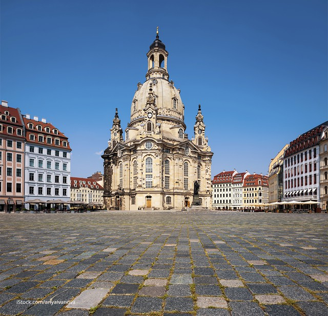 Dresden Church Rebuilt 2